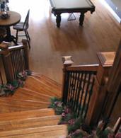 Custom Hard Maple Recover Stair Treads Sudbury Ontario