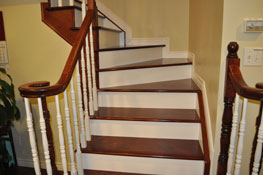 maple stair treads ottawa
